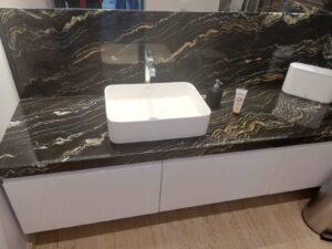 Blat Granitowy łazienkowy